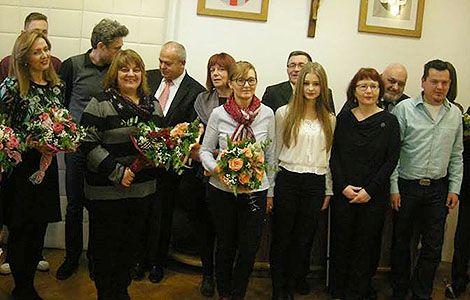 HEP ELEKTRA Slavonski Brod poslodavac godine za invalide - dobitnici