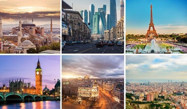 Moderni gradovi