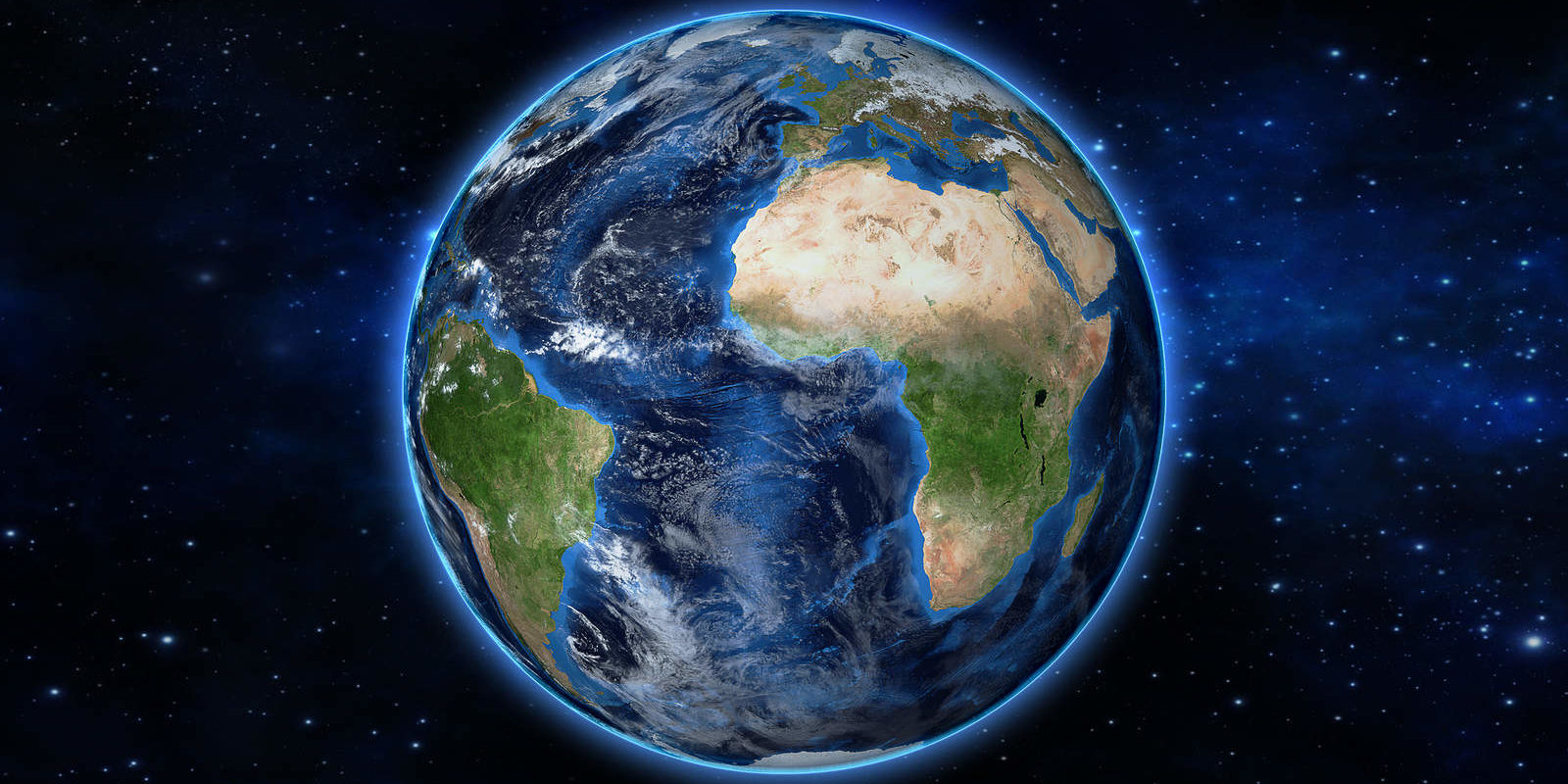 Planet-Earth-From-Space
