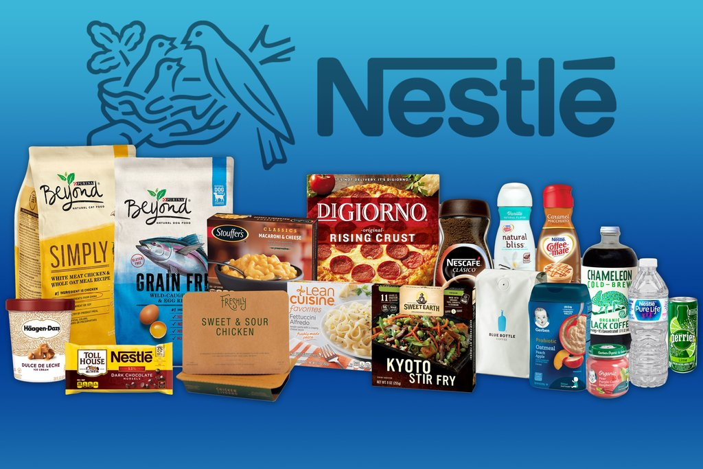 Nestle-Products